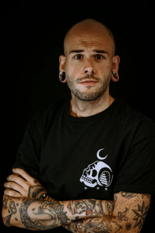 Chechu - Tatuaje NeoTradicional