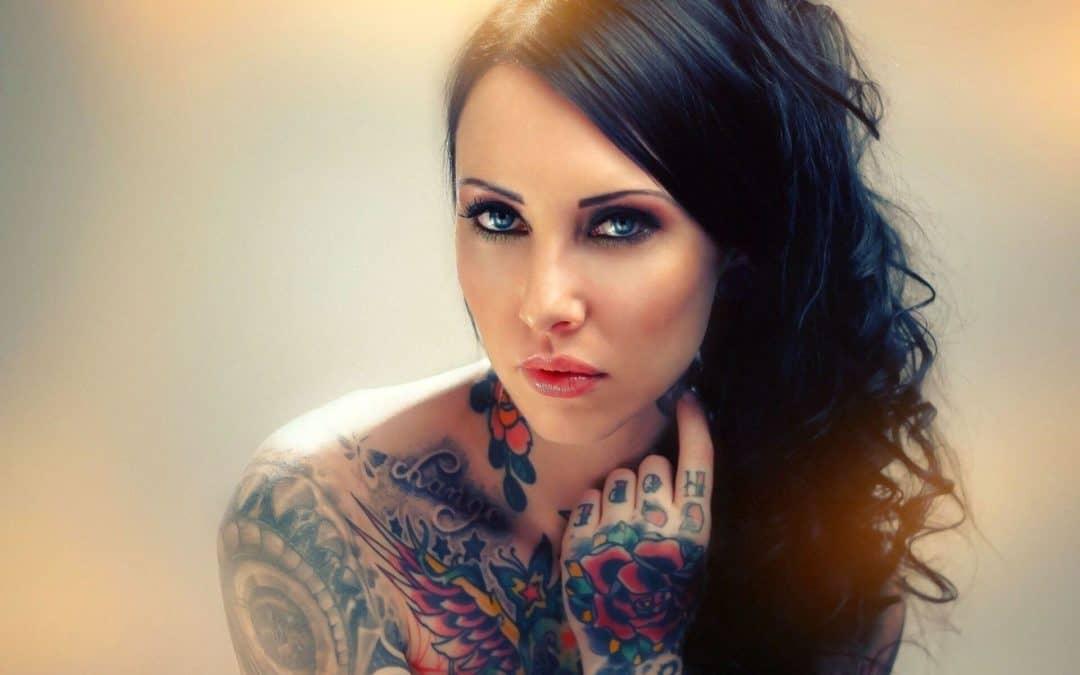 ¿Qué suelo escuchar en un estudio de tatuajes? By Bita