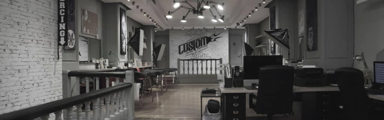 Instalaciones TattooJulián Studio